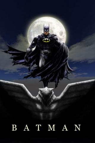 Batman Iphone Wallpaper HD 320x480