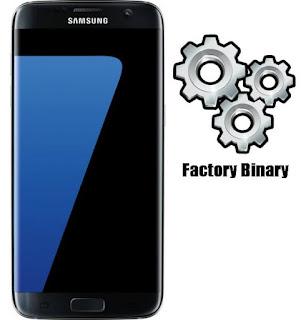 Samsung Galaxy S7 EDGE SM-G935W8 Combination Firmware