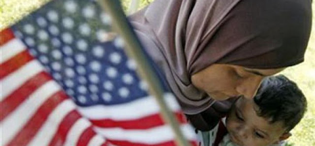 Wanita muslimah amerika serikat