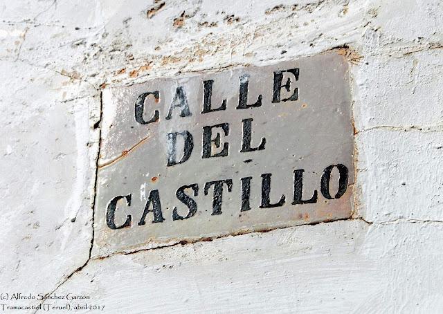 tramacastiel-teruel-ladrillo-ceramica-callejero