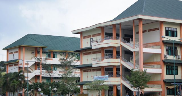 Ekstensi D3 Ke S1 Universitas Pembangunan Panca  Budi Tahun 2018