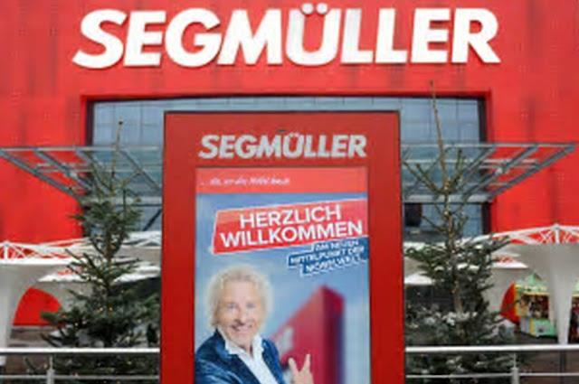 Segmüller Auftrag