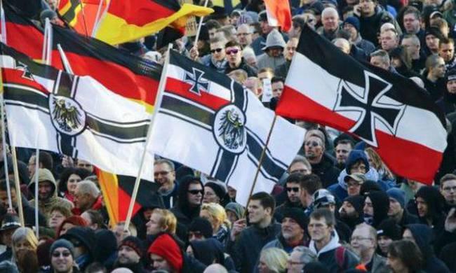 Το μασονικό  ΟΗΕ…σοκάρεται από τις μεγάλες διαδηλώσεις ακροδεξιών στη Γερμανία έχει πολλούς ακόμα πάρα την γενοκτονία 5 εκ στα στρατόπεδα συγκέντρωσης το 1945  (ΒΙΝΤΕΟ)