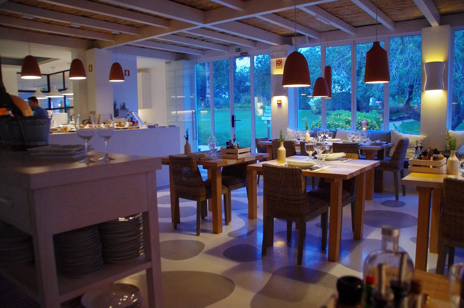 À Terra Restaurant Vila Monte Portugal