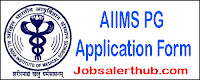 AIIMS PG Entrance Exam Application Form