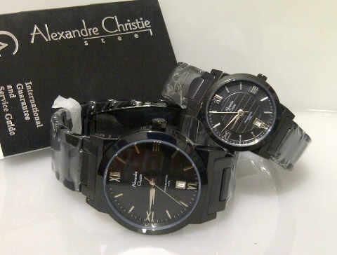 Jam Tangan Alexandre Christie Couple Sporty