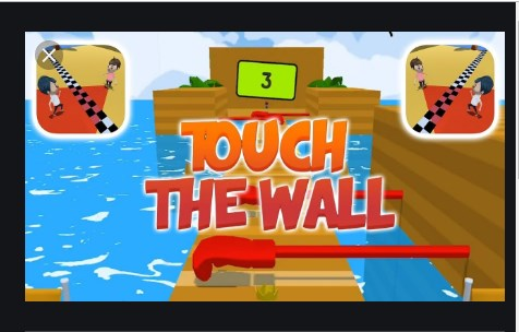 Touch the wall Apk Free on Android Game Download