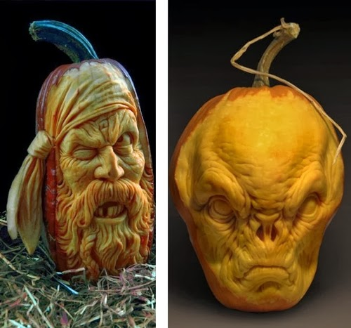 14-Halloween-The-Pumpkins-Villafane-Studios-Ray-Villafane-Sculpting-www-designstack-co