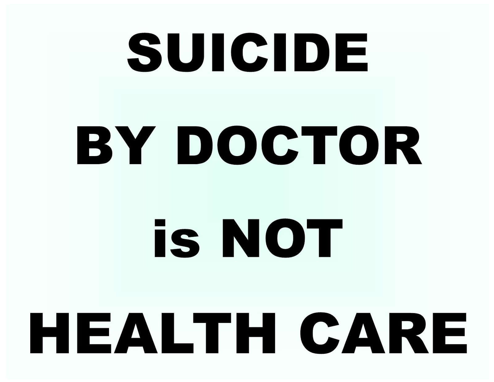 euthanasia prevention coalition euthanasia prevention coalition  healthy w who dies by assisted suicide in switzerland was likely depressed