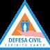 Defesa Civil: Alerta de Vendaval para o ESPIRITO SANTO