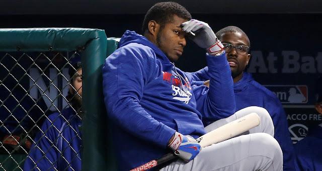El jardinero cubano de los Dodgers, Yasiel Puig, confirmó un informe de TMZ y señaló que en efecto unos ladrones entraron a robar en su casa en Los Ángeles.