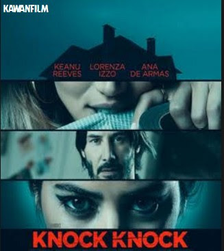 Knock Knock (2015) Bluray Subtitle Indonesia