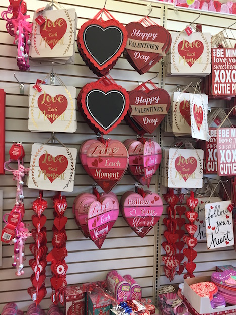Our Life In A Click Dollar Tree Valentine S Day Decor