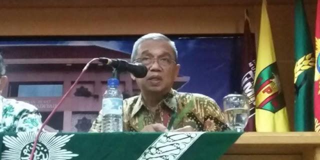 Ketua PP Muhammadiyah: GNPF-MUI Sudah Melenceng Dari Niat Awal, Jangan Manipulasi Kekuatan Rakyat!!