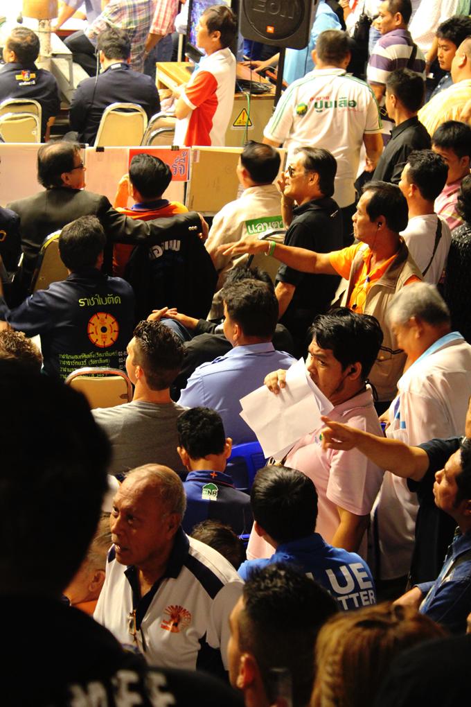 Muay Thai Bangkok - The Wayfarer