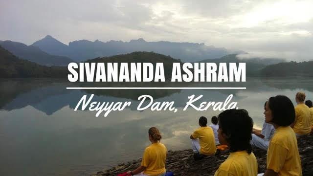 Sivananda Ashram Neyyar Dam Kerala