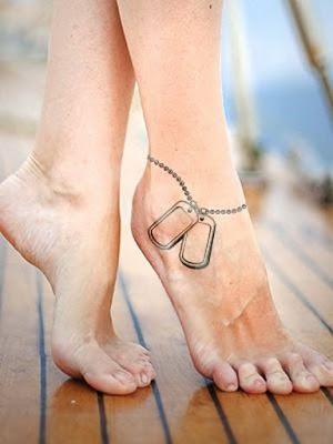 Diseños De Tatuajes En El Tobillo Para Mujeres