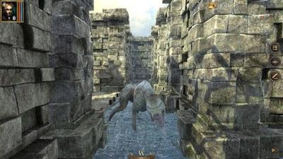 اختيارات في العبة الحرب والقتل ضد مخلوقات أسطورية