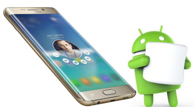 Samsung Galaxy Note 4 Marshmallow update