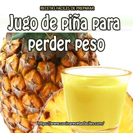 piña,limón,vinagre, agua