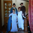 Regency Tea at the Shelton McMurphy Johnson House 8 Aug 2015