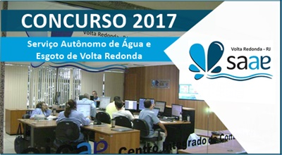 Apostila Concurso SAAE Volta Redonda RJ 2017