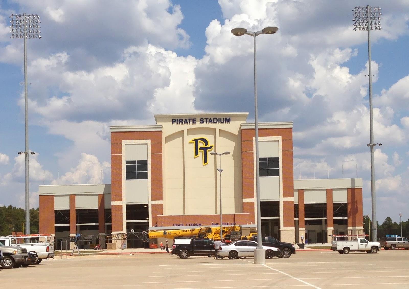 The Pine Tree Post: District News: Pine Tree Stadium to ...