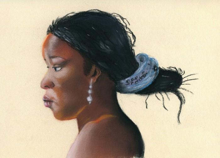 Черные женщины. Ann Balch