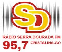 Ao Vivo - ouça a Rede Serra Dourada FM de Cristalina