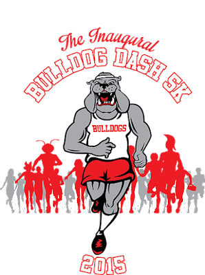 2015-05-09 Bulldog Dash 5K