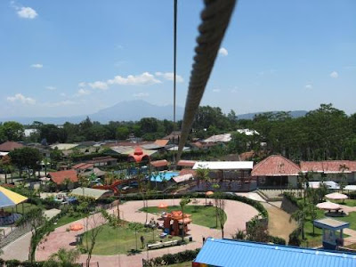 Flying Fox Atlantic Dreamland Salatiga