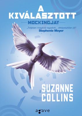 Suzanne Collins: A kiválasztott könyvborító