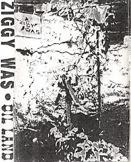 Ziggy Was ‎– Oil Land_(1993-tape)_front