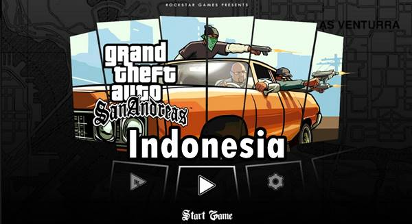 Free Download GTA Extreme Indonesia Android APK+DATA via Bang Rudi Gratis Offline