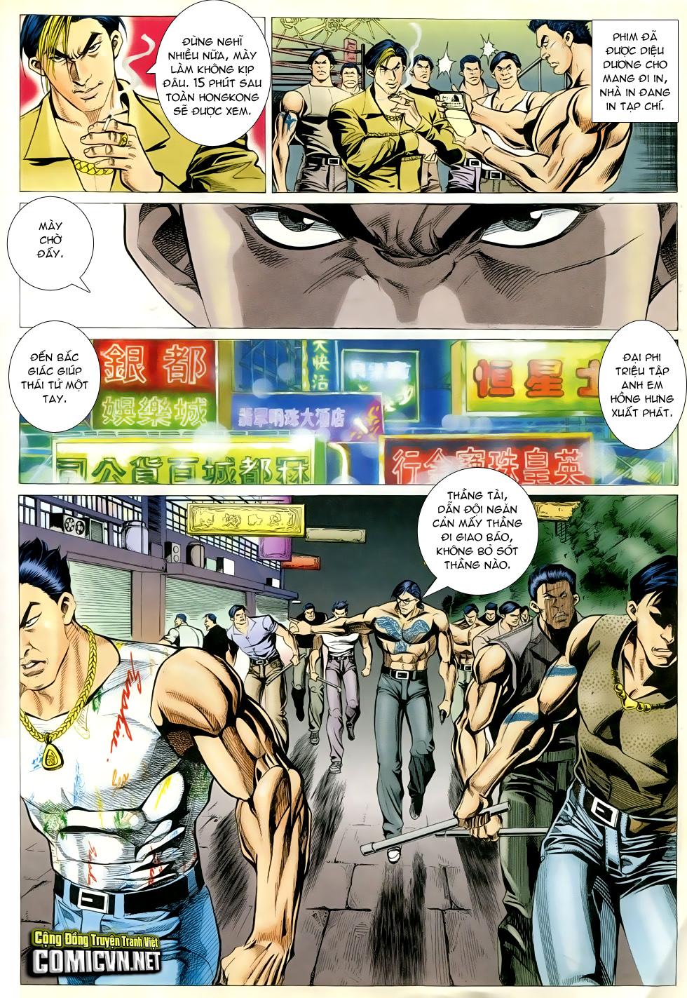 Người Trong Giang Hồ chapter 294 trang 3