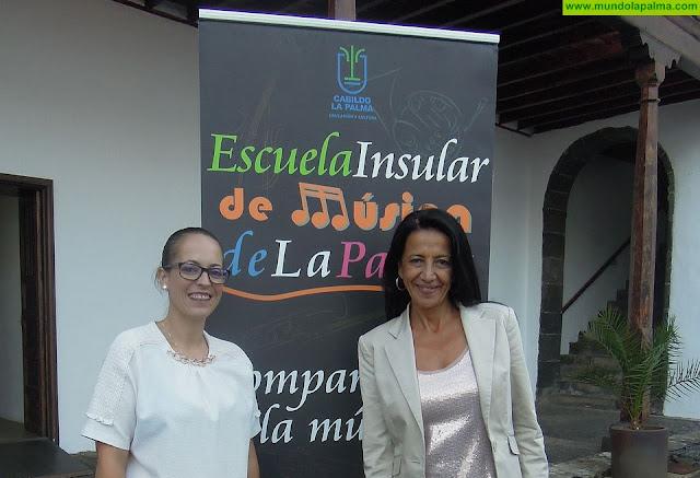 La Palma acogerá un encuentro de Escuelas Insulares de Música de Canarias
