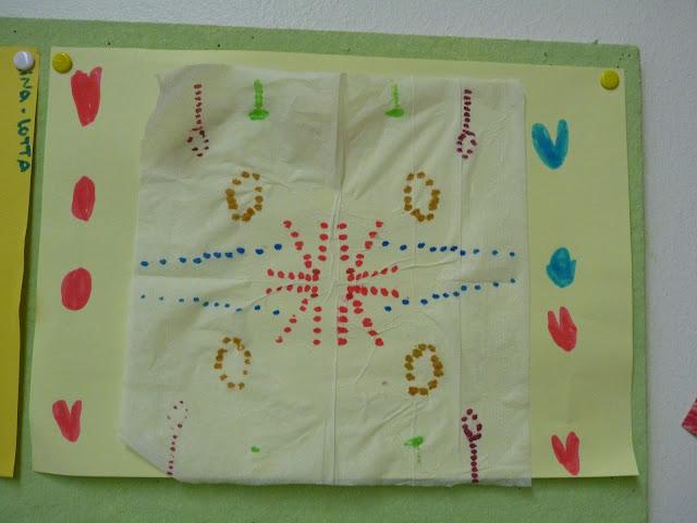 Symmetrie im Kindergarten