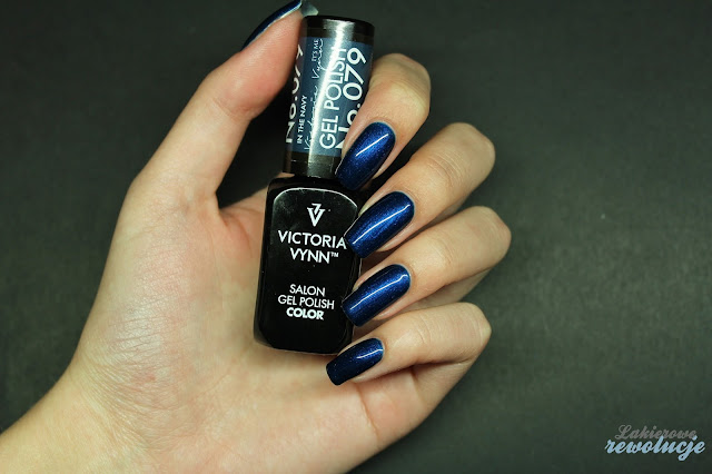 Victoria Vynn Gel Polish - 079 In The Navy