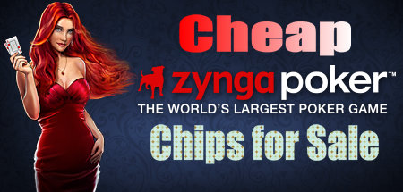 Cheap Zynga Poker, Chips For Sale