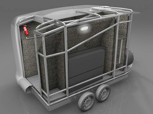 portable stage design: Trailer Mobile Stages For Sale