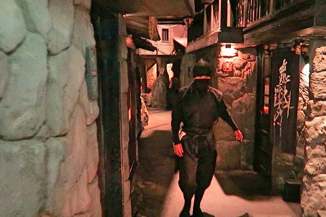 Ninja Village Japan
