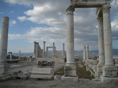 Ancient Laodicea heads for World Heritage List