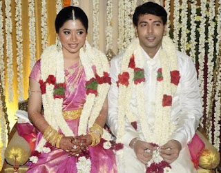 Jayam Ravi Family Husband Parents children's Marriage Photos