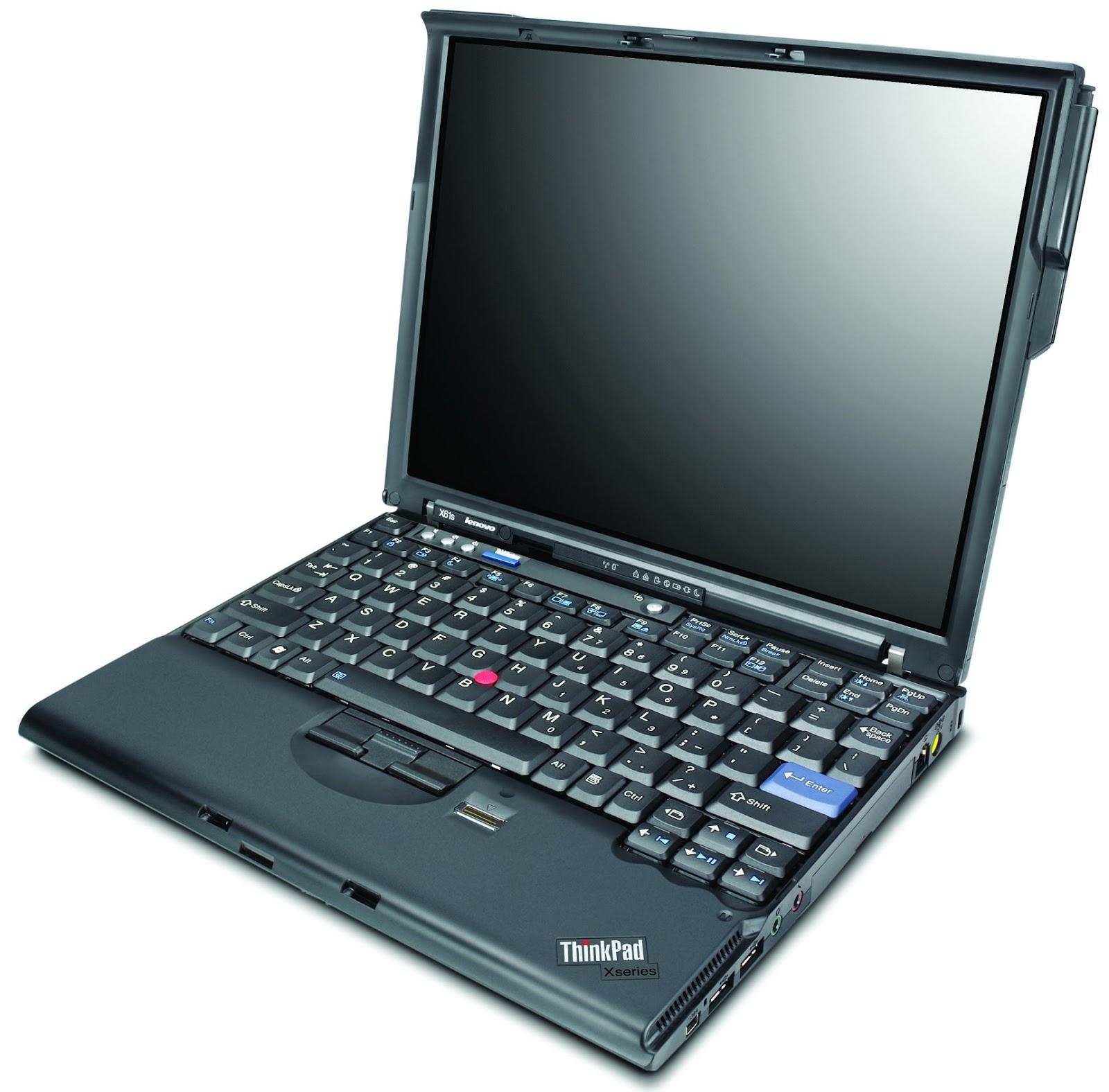 Lenovo ThinkPad T61 drivers for Windows 8