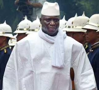 Yahyah Jammeh