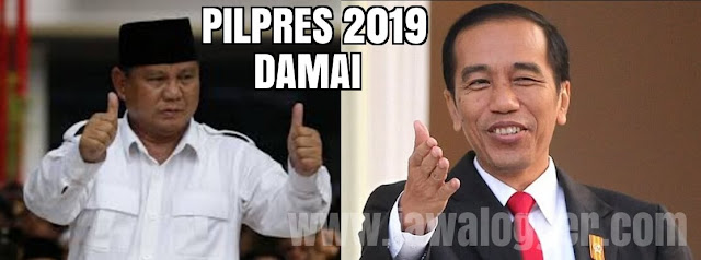 pilpres damai 2019
