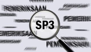 Pengertian Penghentian Penyidikan dan Surat Perintah Penghentian Penyidikan (SP3)
