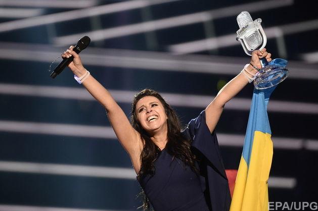 Які місця Україна займала на Євробаченні за всю історію участі