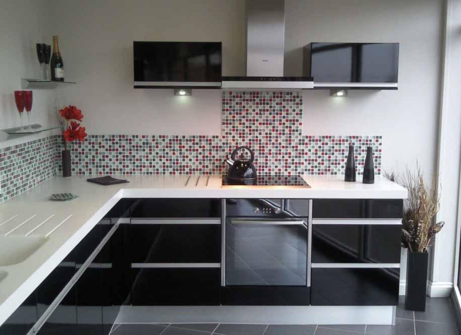 Desain Ukuran Kitchen Set Minimalis