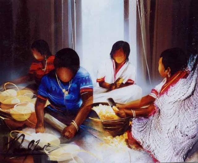 Французский художник. Raymond Poulet 3